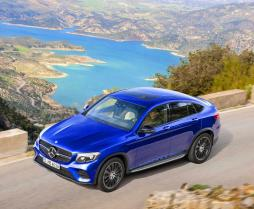 ���������� ��� ����������� Mercedes GLC Coupe